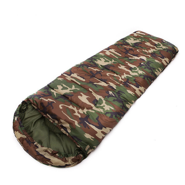 Camouflage Survival Sleeping Bag