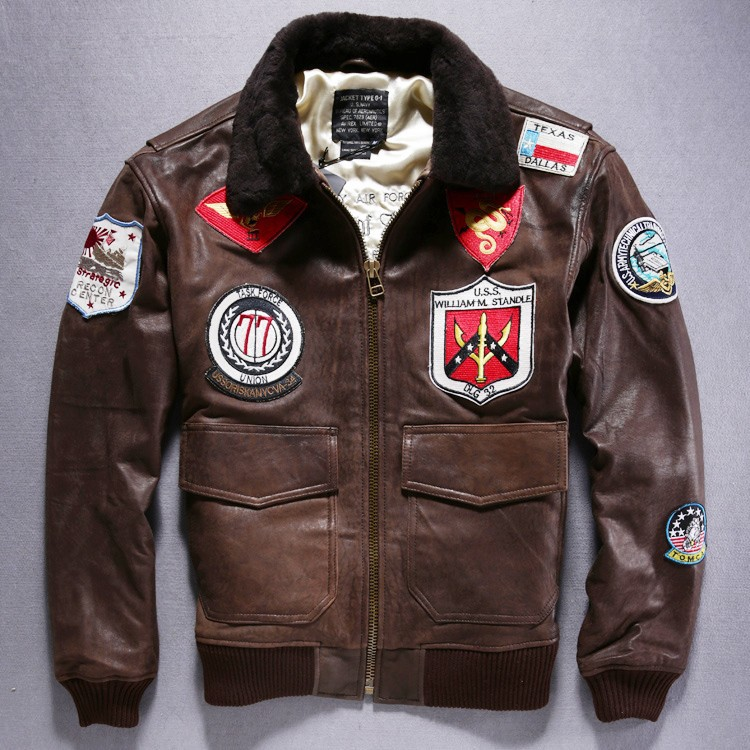 Leather Flight Jackets For Sale - Coat Nj