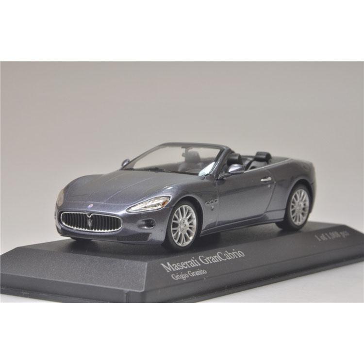 1:43 Mini Minichamps Maserati Maserati GranCabrio 2010.<br><br>Aliexpress