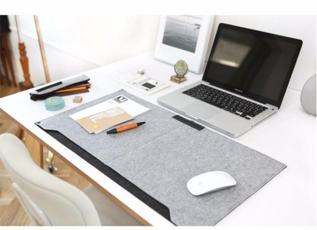 Wholesale Felts Office Table Mat Desk Storage Organizer Pad Wholesale Bulk Lots Accessories Supplies Gear Items Stuff Products