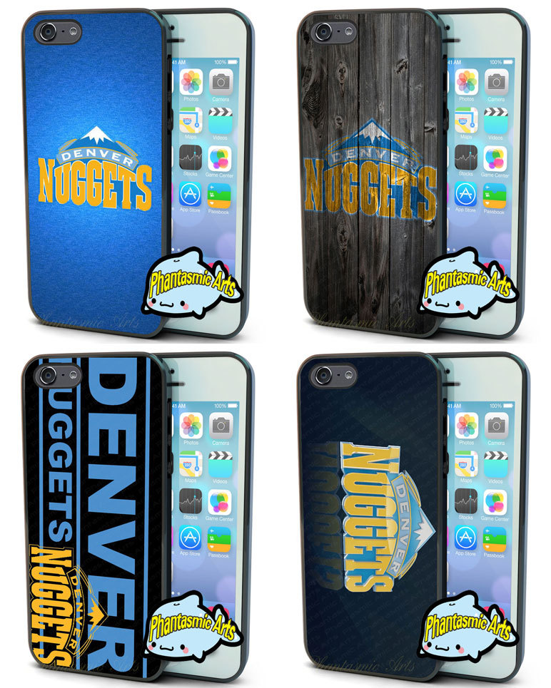 Top Selling Denver Nuggets Case For IPod 5 IPhone 4s 5s 5c 6/6plus Samsung S3 S4 S5 S6/edge Mini Note2 3 4 for HTC M7 8 LG2 3(China (Mainland))