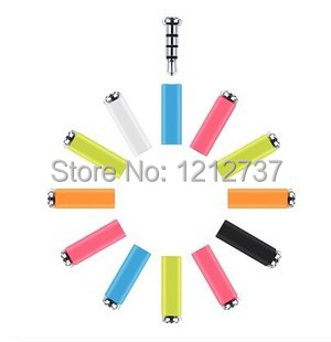 Original Xiaomi Mikey Mi Key Smart quick button one click auxilary button gadget button 3.5mm Earphone Jack dust Plug For xiaomi(China (Mainland))