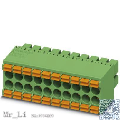 Здесь можно купить  1790289[Pluggable Terminal Blocks 20 Pos 3.5mm Dbl offer Plug Mr_Li  Электротехническое оборудование и материалы