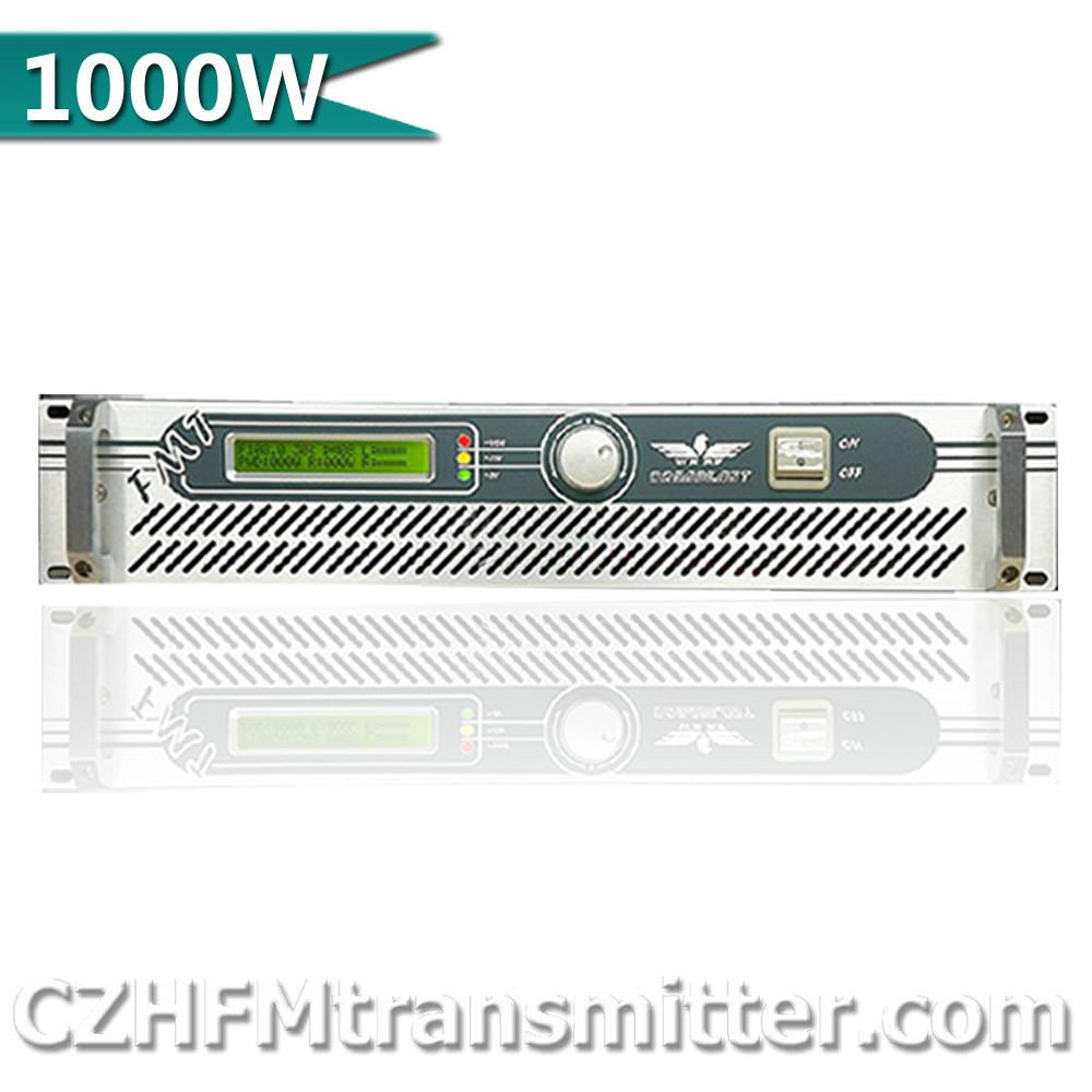 Fmuser FSN-1000W 1KW Professional FM Broadcast Radio Transmitter 87-108MHz 0-1000w(China (Mainland))