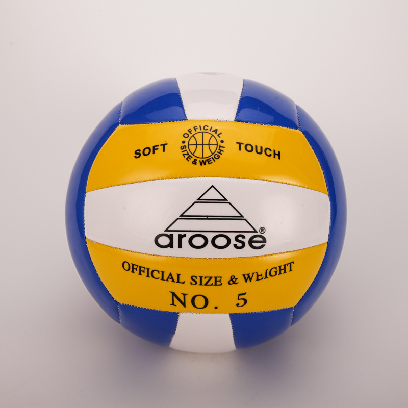 2016 Hot-Selling Aroose Beach Volleyball Ball Soft Touch 5# Balloon Volleyball baloncesto For Match 602(China (Mainland))