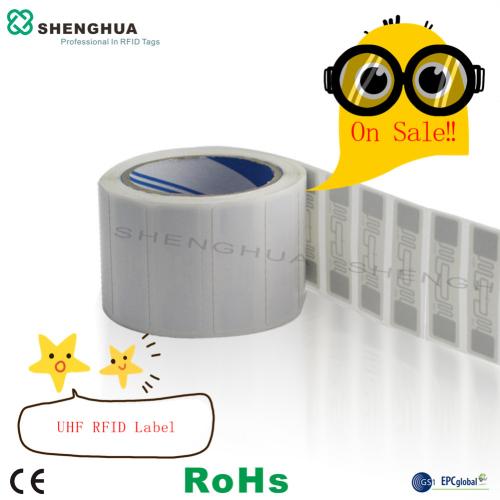 RFID Sticker RFID UHF Tag Stickers(China (Mainland))