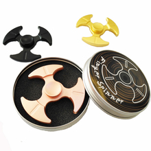 Buy Newest Fidget Spinner High Zinc alloy EDC Hand Spinner Autism ADHD Rotation Time Long Anti Stress Toys Kid Gift for $7.48 in AliExpress store