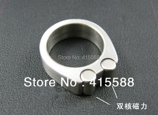 Time-limited Direct Selling The Slingshot Accessories Double Nuclear Magnetic Ring