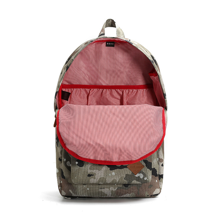 2016 New counter genuine Gsou Snow camouflage pattern waterproof backpack<br><br>Aliexpress