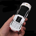 Russian keyboard Dual SIM Card flip small size mini sport supercar luxury car model cell mobile phone W80 cellphone P90