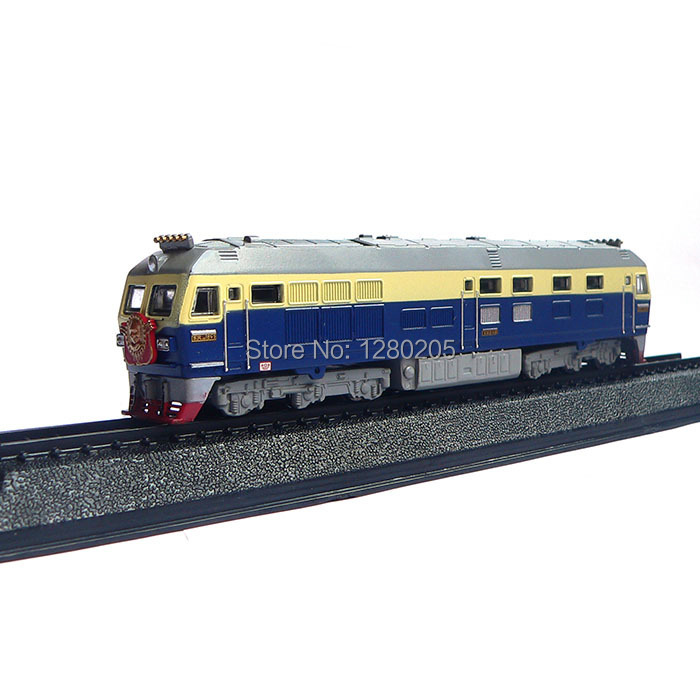 free shipping 1:160 scale H6548 die cast DF4D'Chairman mao' model train for sale(China (Mainland))