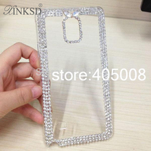 Buy Galaxy Note 4 Case Cover Clear Hard Crystal Bling Case Samsung Galaxy Note 4 Phone Case Diamond Cover Note 4 Luxury Case ) for $4.26 in AliExpress store