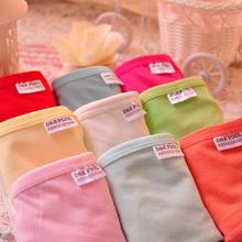 Buy Free 7pcs/lot New Women's Cotton Panties Girl Briefs Ms.Cotton Underwear Underwear Sexy Ladies Briefs Week Underpants for $8.39 in AliExpress store