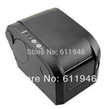 8 PÇS/LOTE 203 DPI USB/Serial RS232 JiaBo GP3120T Impressora de código de Barras etiqueta da Etiqueta Máquina de Impressão de Código QR(China (Mainland))