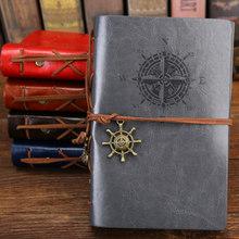 الرجعية دوامة دفتر مذكرات المفكرة خمر القراصنة المراسي بولي مذكرة مذكرة ملاحظات من الجلد استبدال القرطاسية هدية مجلة المسافر(China)