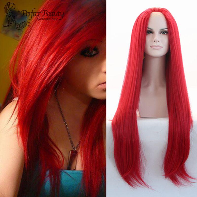 Bright Colored Wigs 11