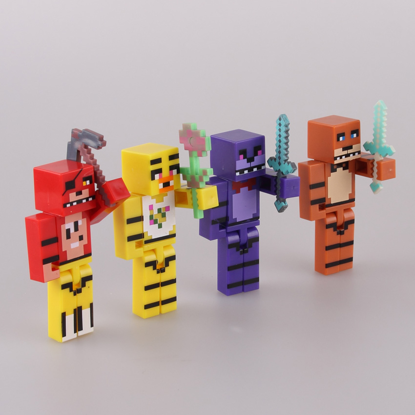 Minecraft Toy Freddy : Online buy wholesale freddy toys from china