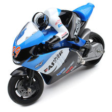 1/16 Mini Motorcycle 2.4GHz Drift Remote Control Motor RTR(China (Mainland))