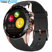TimeOwner Smart Watch Android Smartwatch Anti-Lost NFC Waterproof Heart Rate Monitor for IOS Android Smart Electronics(China (Mainland))