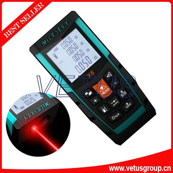 X6 100m watrproof mini laser distance meter<br><br>Aliexpress