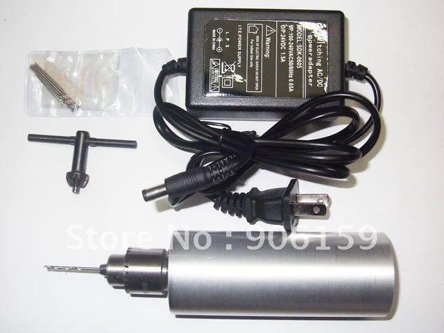 Mini Drill/Small PCB Electric Drill/0.3-4mm/DC24V/13000RPM/PCB, jewelry,wood,soft metal