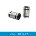 1PCS LM8UU 8mm Linear Ball Bearing Bush BushingCan Use for 3D Printer VED84 P0 41