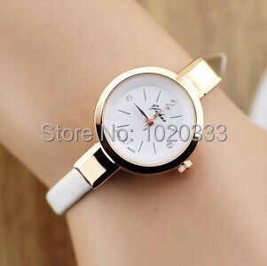 leather strap watches women fashion casual ladies quartz watch relogio feminino 2014 montre femme vintage hand clock waterproof(China (Mainland))