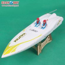 Piranha 400 Electric Brushless RC Boat Fiberglass with 2040 KV2604 Motor with Water Cooling+30A ESC with BEC(China (Mainland))
