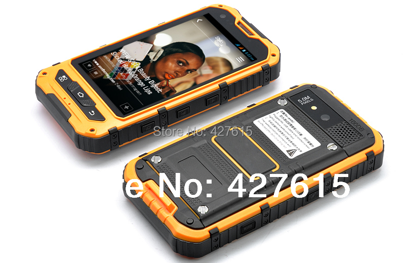 rugged cell phone A8 mobile dual sim highscreen smartphone dual core cellulares waterproof phone celulares android orignal(China (Mainland))