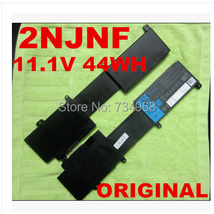 original notebook battery 11.1v 44WH For DELL 2NJNF For Inspiron 14z (5423) 15z (5523)(China (Mainland))