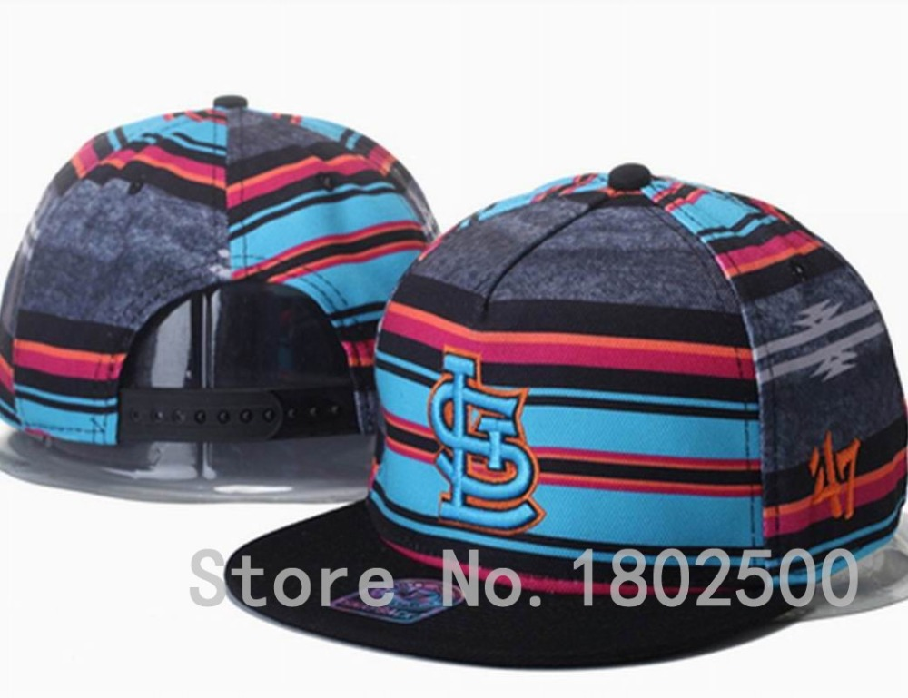 2015 Mens St. Louis Cardinals Snapback Hats With Stripes 47 Brand Baseball Team STL Embroidered Adjustable Caps Одежда и ак�е��уары<br><br><br>Aliexpress