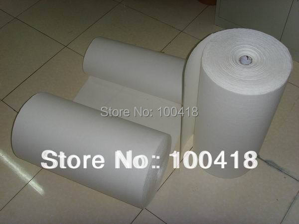 Free Shipping DIY tools microwave kilns ceramic fiber paper for fuseworks microwave kiln projects kiln paper for sale(China (Mainland))