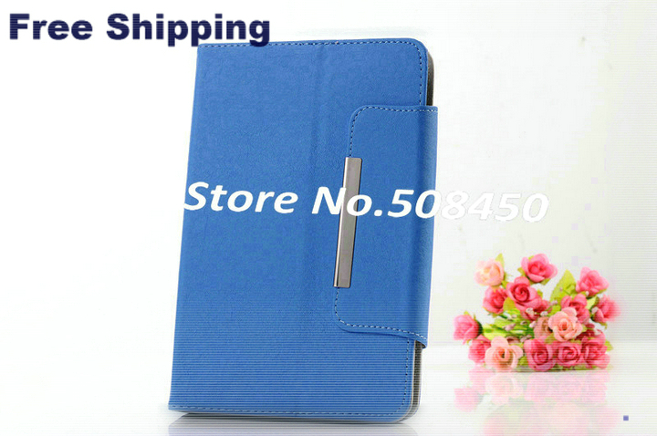 Magic Stand Leather Case Cover +Stylus+Film For 9.7 PIPO MAX M6 PRO EXEQ P-941 Manta MID9701 Tablet Free Shipping<br><br>Aliexpress