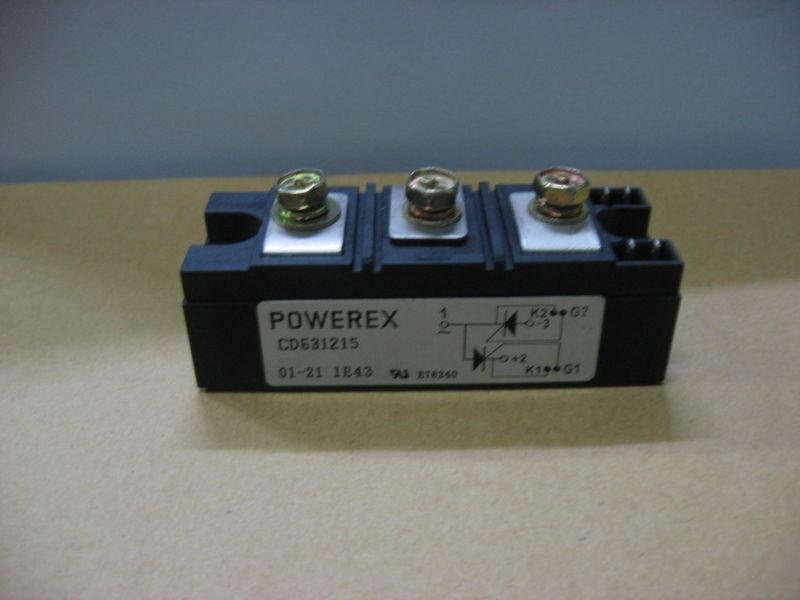 NEW 1PCS CD631215 POWEREX POWER MODULE(China (Mainland))