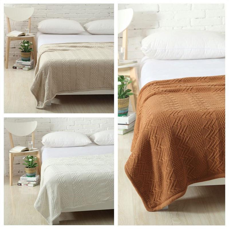 Cobertor do algod o grosso vender por atacado cobertor - Cobertor para sofa ...