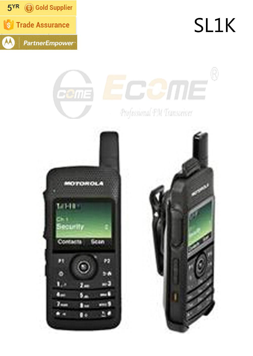 Portable 2W DMR Digital Radio Motorola SL1K(China (Mainland))