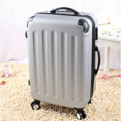 Travel luggage,luggage,universal wheels trolley luggage male password box leather case pull travel bag