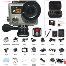 """Buy Action Camera Original H3R /H3 Ultra 4K HD 2.0"""" Dual Screen Action video Camera Waterproof 170D Lens go pro Style sport camera for $56.71 in AliExpress store"""