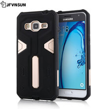 Buy Samsung J3 Cover Case SAMSUNG Galaxy J3 J3109 J320 Double Layer Heavy Duty Hybrid PC + Silicon Rubber Phone Fundas Coque for $3.18 in AliExpress store