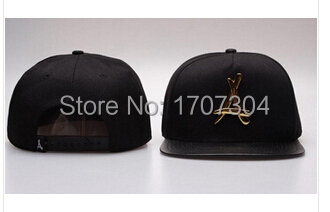 2015 Brand New Style Adjustable tha Alumni Snapback Caps Gold letter A Hip Hop Sport Hats Baseball Snap back Bone Free Shipping(China (Mainland))