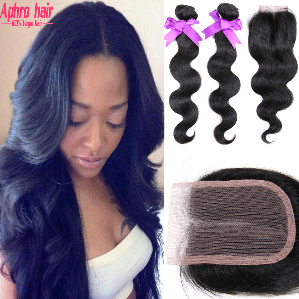 rosa hair products malaysian body wave with closur 3 bundles with closure virgin maylasian hair with closure cheap-human-hair