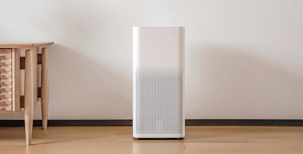 Original Xiaomi Air Purifier 2 CADR 330m3/h In Addition To Formaldehyde Haze Purifiers Smartphone Remote Control