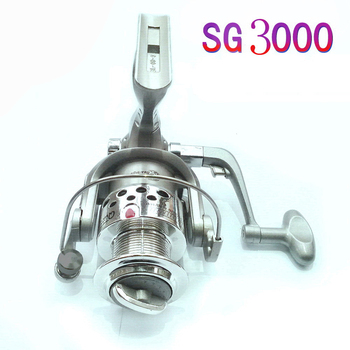 SG3000 Fishing reel spinning reel 6BB 5.5:1 DROP SHIPPING