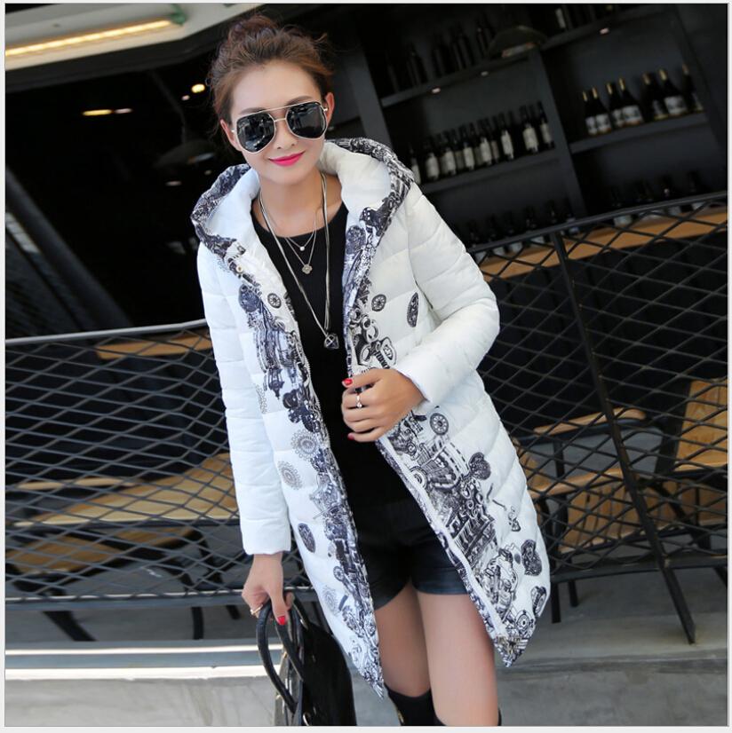 Latest Winter Fashion Women Coat Hooded Thick Super Warm Cotton Down jacket Women Big yards Slim Leisure Medium long Coat G2151Одежда и ак�е��уары<br><br><br>Aliexpress