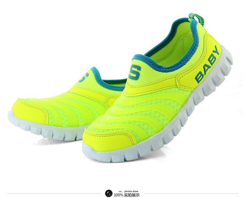 Hot 2015 New Summer Children Fashion Sneakers Girl Boys Kids Breathable Mesh Shoes tenis con ruedas Flat G980