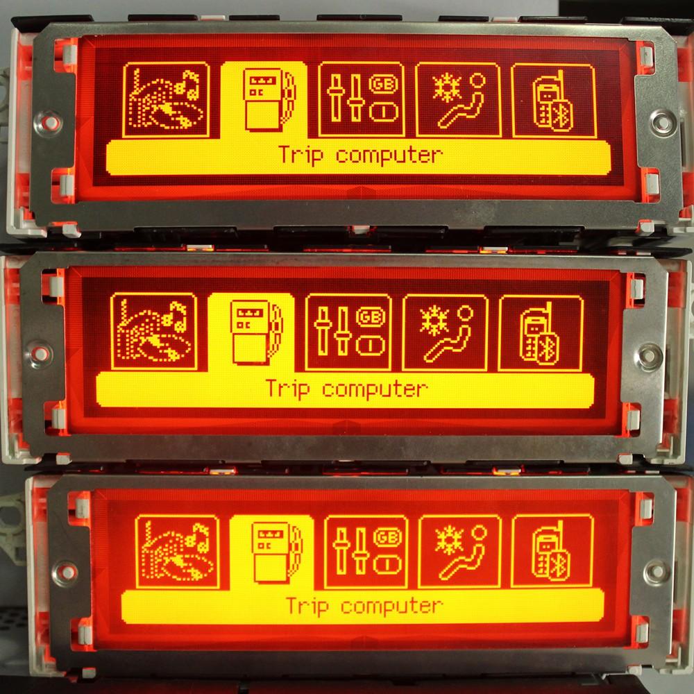 Sell Peugeot 307 407 408 c5 display RED screen RD4 radio
