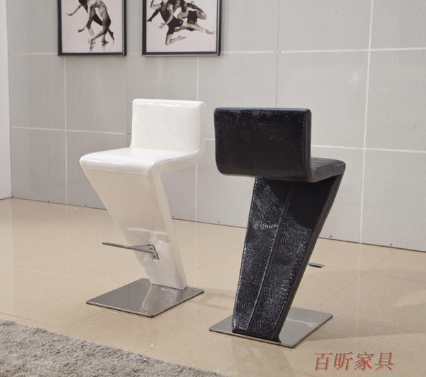 Cheap Mermaid stylish simplicity paragraph stool bar chair home<br><br>Aliexpress