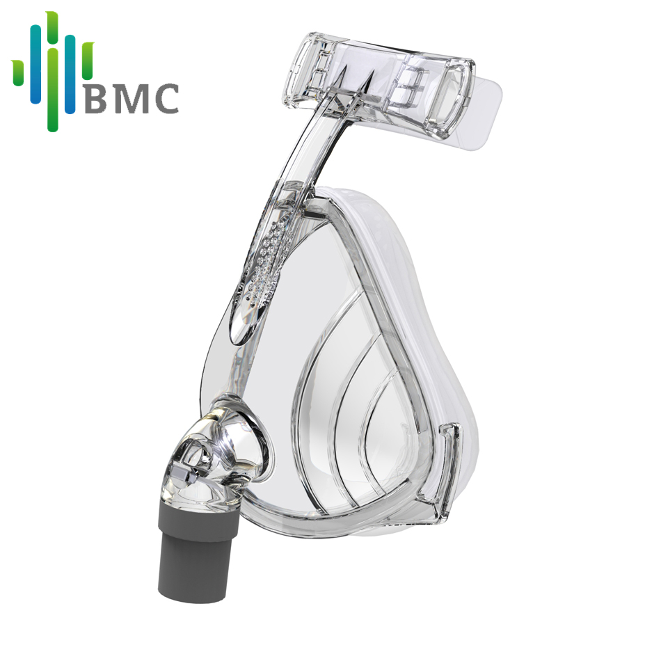 BMC FM2 Full Face Mask For CPAP Machine Full Size Mask Of S/M/L Is Special Effects For Anti-snoring And Sleep Aid(China (Mainland))