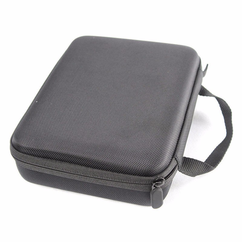 Black Medium Size Travel Storage Collection Bag Case for GoPro Hero 5 3 3+ 4 SJ4000 Xiaomi Yi 4K EKEN Action Camera Accessories