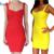 Women Candy Spaghetti Strap Celebrity Bandage Dress Lady Mini Prom Dress Club Wear Cocktail Party Summer Dress hot sale HL8675